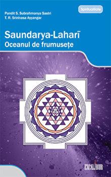 Saundarya-Lahari Oceanul de frumusete/Pandit S. Subrahmanya Sastri, T.R. Srinivasa Ayyangar imagine