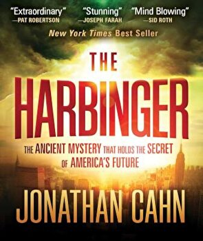 The Harbinger: The Ancient Mystery That Holds the Secret of America's Future, Audiobook/Jonathan Cahn poza cate