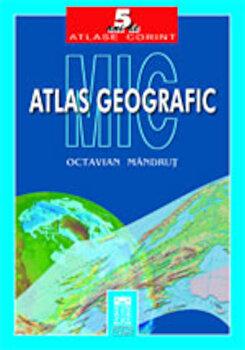 Mic atlas geografic/Octavian Mandrut imagine elefant.ro 2021-2022