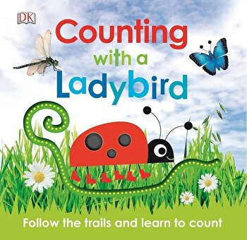 Counting with a Ladybird, Hardcover/*** poza cate