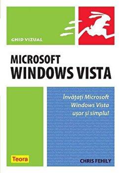 Microsoft Windows Vista - Ghid vizual/Chris Fehily imagine elefant.ro 2021-2022