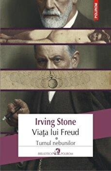 Viata lui Freud. Turnul nebunilor, Vol. 1/Irving Stone imagine elefant 2021