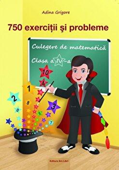 750 exercitii si probleme - Culegere de matematica, Clasa a IV-a/*** poza cate