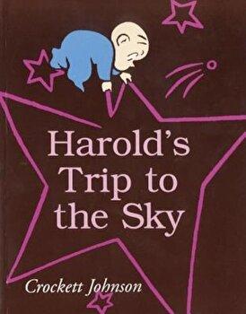 Harold's Trip to the Sky, Paperback/Crockett Johnson imagine