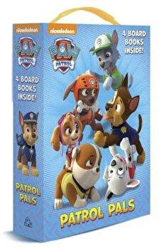Patrol Pals (Paw Patrol), Hardcover/Random House poza cate