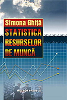 Coperta Carte Statistica resurselor de munca