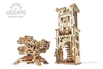 Puzzle 3D - Turn Archballista, 292 piese