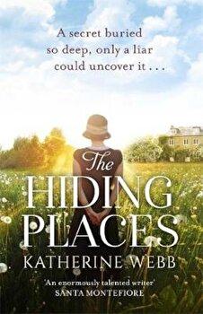 Hiding Places, Paperback/Katherine Webb poza cate