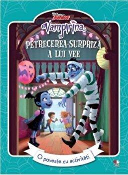 Vampirina. Petrecerea surpriza a lui Vee/DISNEY