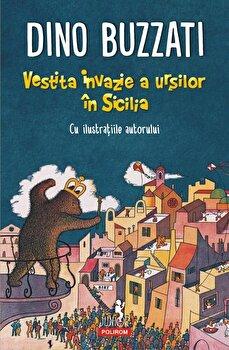 Imagine  Vestita Invazie A Ursilor In Sicilia - dino Buzzati