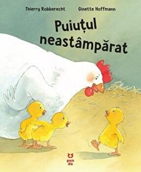 Imagine  Puiutul Neastamparat - thierry Robberecht