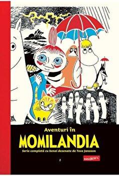 Aventuri in Momilandia '1/Tove Jansson