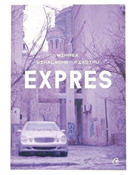 Coperta Carte Expres