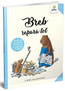 Breb repara tot/Lars Klinting
