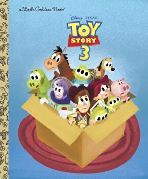 Toy Story 3, Hardcover/Annie Auerbach imagine