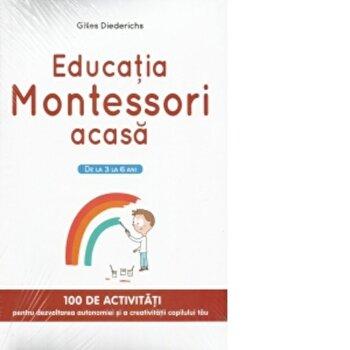 Educatia Montessori acasa/*** imagine elefant.ro 2021-2022