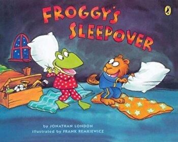 Froggy's Sleepover, Paperback/Jonathan London poza cate