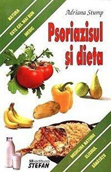 Psoriazisul si dieta/Stump Adriana imagine elefant.ro 2021-2022