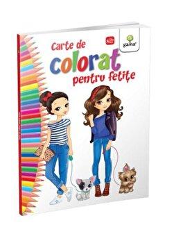Carte de colorat pentru fetite/***