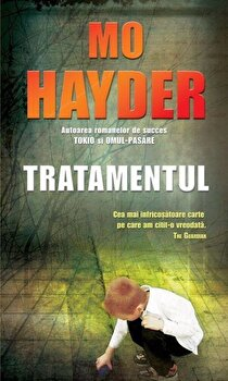 Tratamentul/Mo Hayder imagine elefant 2021