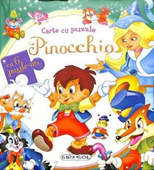 Carte cu puzzle - Pinocchio/***