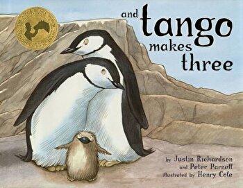 And Tango Makes Three, Hardcover/Justin Richardson image0