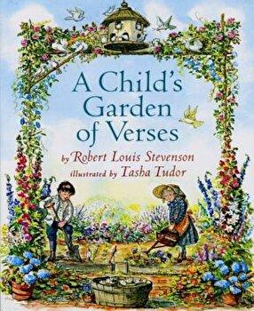 A Child's Garden of Verses, Hardcover/Robert Louis Stevenson poza cate