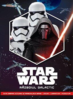 Star Wars. Razboiul galactic/***
