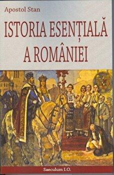 Istoria esentiala a Romaniei/Apostol Stan