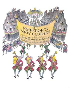 The Emperor's New Clothes, Paperback/Virginia Lee Burton poza cate