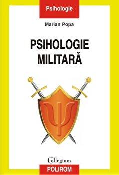 Psihologie militara/Marian Popa imagine