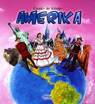 America Centrala si Nordica HU/*** poza cate