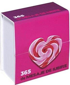 Coperta Carte 365 de mesaje de iubire