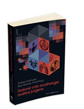 Dictionar critic al psihologiei analitice jungiene/Andrew Samuels, Bani Shorter, Fred Plaut imagine