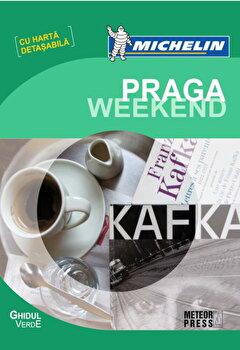 Ghidul Michelin Praga Weekend/Michelin imagine