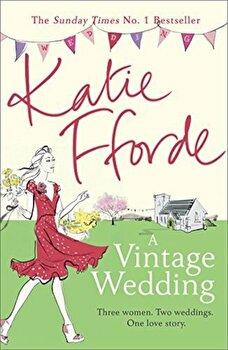 A Vintage Wedding/Katie Fforde imagine