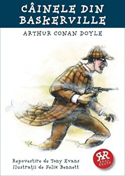 Cainele din Baskerville. Arthur Conan Doyle/Tony Evans