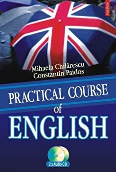 Practical Course of English (CD)/Constantin Paidos imagine elefant.ro 2021-2022