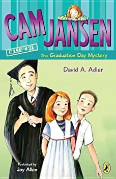 CAM Jansen and the Graduation Day Mystery '31, Paperback/David A. Adler poza cate