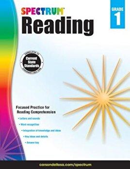 Spectrum Reading Workbook, Grade 1, Paperback/Spectrum image0