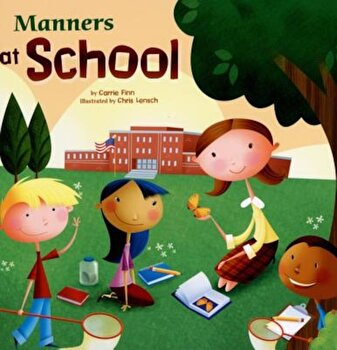 Manners at School, Paperback/Carrie Finn image0