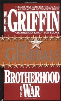 The Generals, Paperback/W. E. B. Griffin poza cate