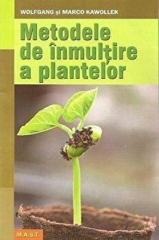 Coperta Carte Metodele de inmultire a plantelor