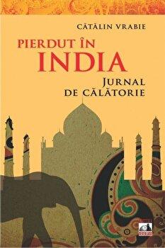 Pierdut in India - Jurnal de calatorie/Catalin Vrabie imagine elefant 2021
