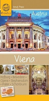 Ghid turistic de buzunar - Viena/Ionut Popa imagine elefant.ro 2021-2022