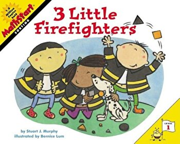 3 Little Firefighters, Paperback/Stuart J. Murphy imagine