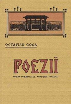 Poezii/Octavian Goga poza cate