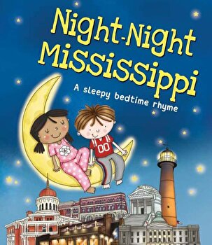 Night-Night Mississippi, Hardcover/Katherine Sully poza cate