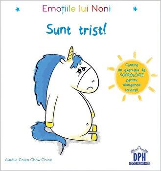 Imagine Emotiile Lui Noni- Sunt Trist! - aurelie Chien Chow Chine