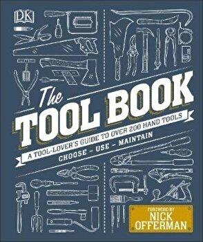 Tool Book, Hardcover/*** poza cate